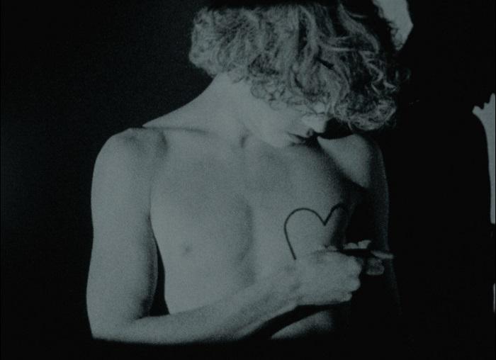 《Solitude》(John Maybury,1981),圖片由藝術家及LUX提供