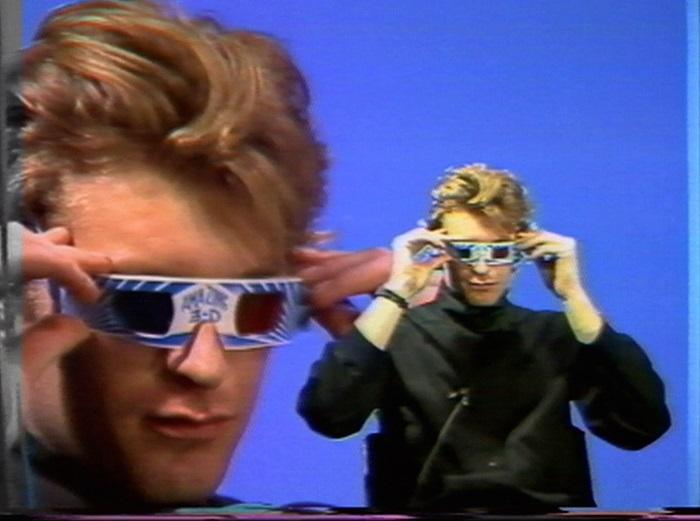 《Chat Rap》(John Scarlett-Davis,1983),圖片由藝術家及LUX提供