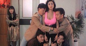 葉子楣所飾演的機械人助手安妮,深受男性員警歡迎